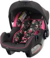 O Baby Obaby Grey Rose Group 0+ Car Seat