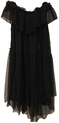 Camilla And Marc Black Lace Dress for Women
