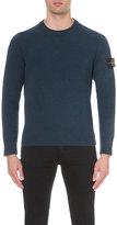 Stone Island Knitted Wool Jumper