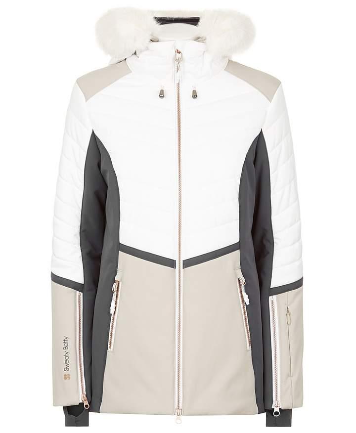 Sweaty Betty Method Hybrid Ski Jacket