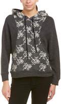 Anama Embroidered Floral Sweatshirt