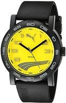 Puma Unisex PU103201011 Move II Analog Display Quartz Black Watch