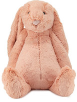 Jellycat Huge Bashful Bunny Plush Animal, Peach