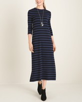 Chico's Chicos Striped Knit Dress