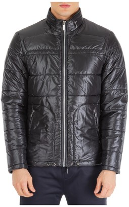 Karl Lagerfeld Paris Zipped Padded Jacket
