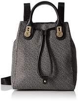 Tommy Hilfiger Elaine Jacquard Fashion Backpack