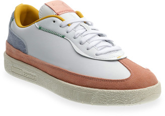 Puma Men's x KidSuper Oslo City Leather Sneakers