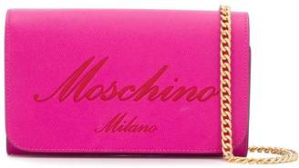 Moschino Milano wallet on chain