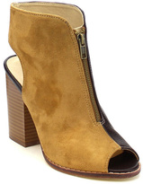 Cognac & Brown Nelly Boot