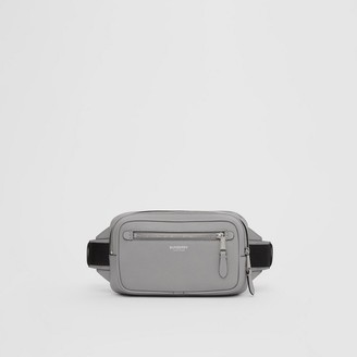 Burberry Grainy Leather Bum Bag