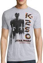 Novelty T-Shirts Short Sleeve Star Wars Graphic T-Shirt
