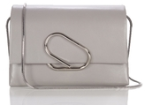 3.1 Phillip Lim Alix Flap Clutch in Cement