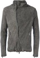 Giorgio Brato side zip jacket