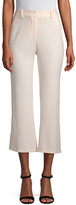 Haute Hippie Cropped Flare Trousers