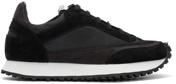Comme des Garcons Black Spalwart Edition Tempo Sneakers