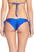 Luli Fama Women's Side Tie Brazilian Bikini Bottoms