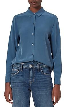 Equipment Essential Button Down Silk Shirt