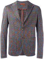 Missoni two button blazer - men - Cotton/Polyester/Wool - 48