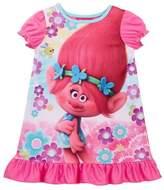 AME Trolls Poppy Nightgown (Little Girls & Big Girls)