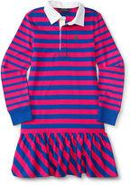 Ralph Lauren Striped Jersey Rugby Dress