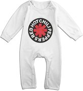 XiaoLiXun RHCP Red Hot Chili Peppers Baby's Clothes