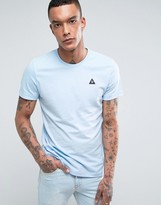 Le Coq Sportif Logo T-shirt In Blue 1710538