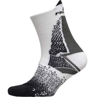 Pro Touch Banda UX Cushioned Double Layer Crew Running Socks White