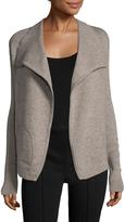 White + Warren Women's Double Layer Wool Coat