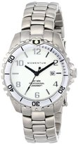 Momentum Women's 1M-DV07WS0 M1 Mini Analog Display Japanese Quartz Silver Watch