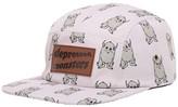 Depressed Monsters Yerman 5 Panel Hat (Pink) Caps
