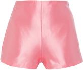 Leal Daccarett Corozo Mini Shorts