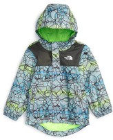 The North Face Boy's Tailout Hooded Rain Jacket