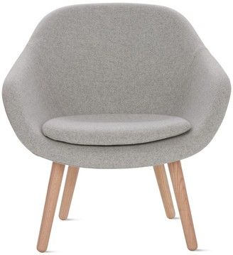 Design Within Reach About A Lounge 82 Armchair, Low Back