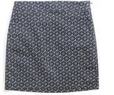 Tommy Hilfiger Final Sale- Eyelet Printed Skirt