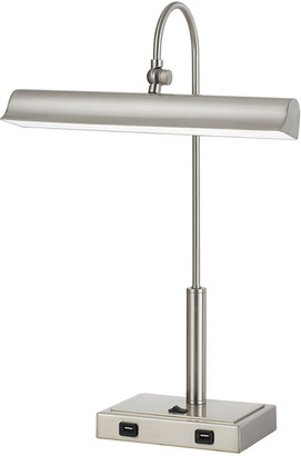 Cal Lighting Calighting Novara Led Desk Lamp