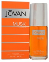 Jovan Men's Musk by Eau de Cologne Spray - 3 oz