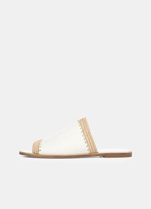 Vince Leather Padmore Sandal