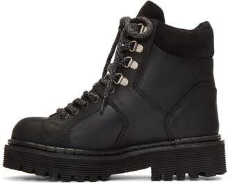 Won Hundred Black Mila Tracking Boots
