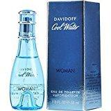 Davidoff Cool Water By 1.0 oz Eau De Toilette Spray For Women