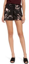 Leith Women's Tie Front Shorts