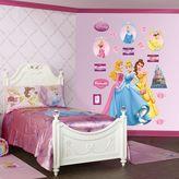 Disney Princess Cinderella, Belle & Aurora Wall Decals by Fathead
