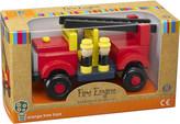 Orange Tree Toys Wooden Fire Engine toy