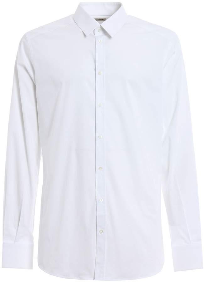 Dolce & Gabbana Classic Stretch Shirt