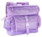 Bixbee Girl's 'Medium Sparkalicious' Backpack - Purple