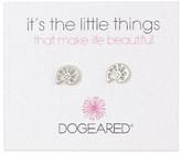 Dogeared Nautilus Earrings