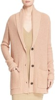 ATM Anthony Thomas Melillo Women's Shawl Collar Sweater Coat
