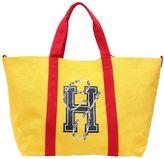 Tommy Hilfiger H Logo Canvas Tote Bag Gigi Hadid