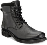 Bar III Men's Shep Plain Toe Wool Lined Utility Boots, Only at Macy's