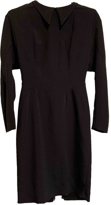 Francesco Scognamiglio Black Dress for Women