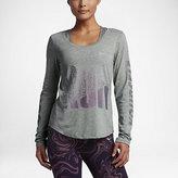 """Nike Outrun Yourself"""" Women's Running T-Shirt"""